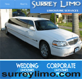 Surrey Airport Limo